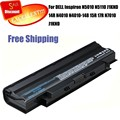 factory wholesale laptop battery For DELL Inspiron N5010 N5110 J1KND 14R N4010 N4010-148 15R 17R N7010 J1KND