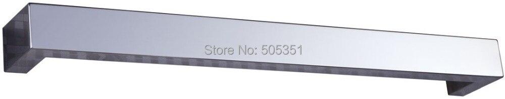 ФОТО Fress spacing wall mounted single square bar heated towel rail towel warmer HZ-924 ( Price is for 1 pc ONLY)