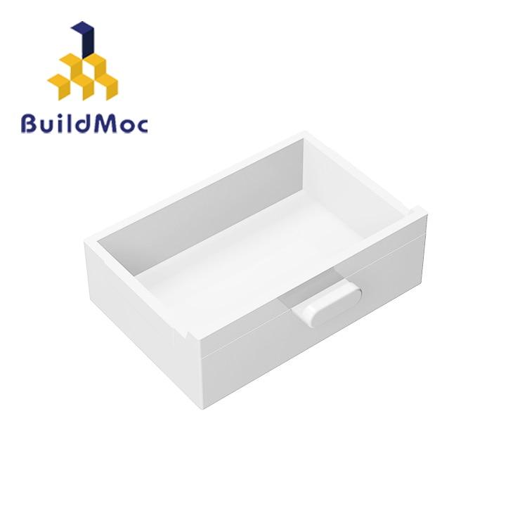 BuildMOC Compatible Assembles Particles 4536/92410 2x3For Building Blocks Parts DIY Enlighten Bricks Educational Tech Parts Toys