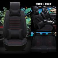 flax car seat cover for renault logan 2 renault scenic 3 symbol auto accessories car styling car seat protector