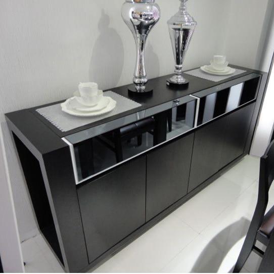 Muebles del comedor moderna aparador oficina minimalista for Aparadores para comedor