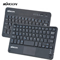 KKMOON 59 Keys Keyboard Ultra Slim Thin Mini Bluetooth Keyboard with Touch Pad Panel for Android Windows PC Tablet Smartphone