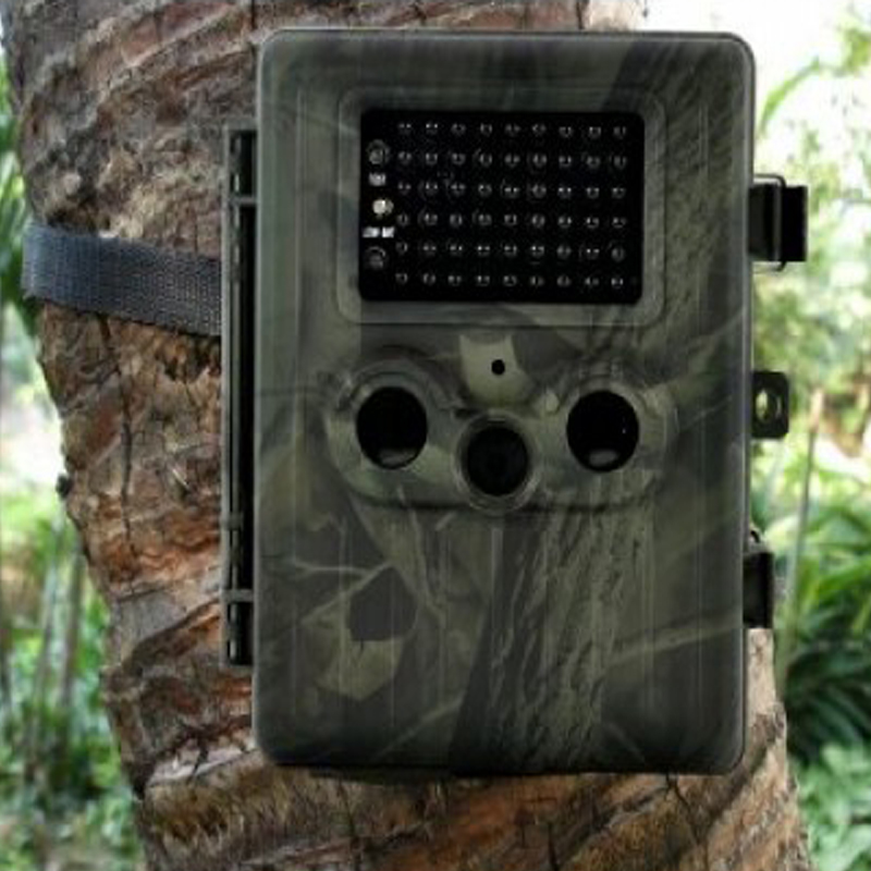 (1set) GPRS/MMS Digital Infrared Trail Camera with Rechargeable Li-on battery Dual High Sensitive Passive Infrared Motion Sensor флеш карта 512 мегабайт mms 1 где в красноярске