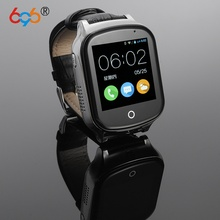 A19 3G Smart GPS Tracker Watch Kids Oldman Wristwatch WIFI Locator With Camera Voice Message SOS Free APP IOS Android Phone