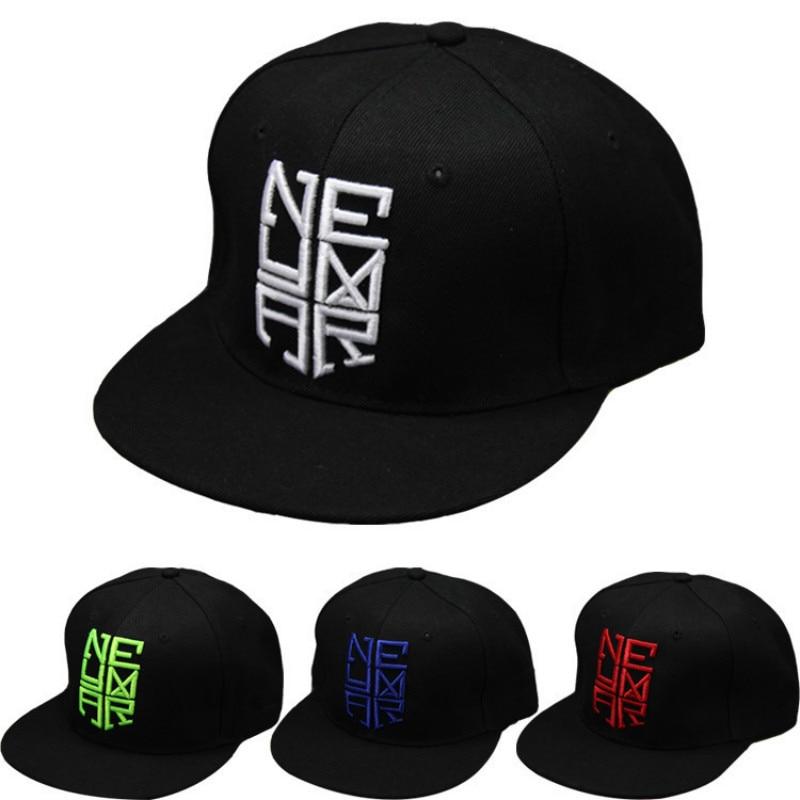 Mode Neymar NJR Casquette de Baseball MESSI Snapback chapeaux homme femmes marque NY LA Casquette de Hip Hop en coton Gorras décontracté Ronaldo CR7 Casquette