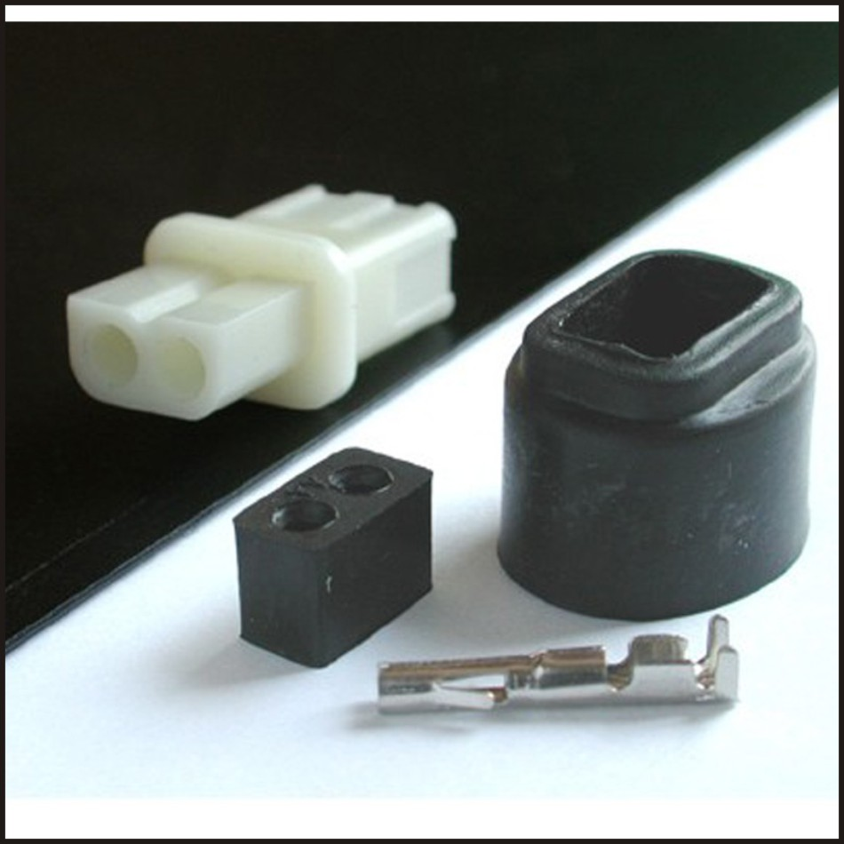 wire connector female cable connector male terminal Terminals 2-pin  connector Plugs sockets seal Fuse box DJ3021-2.36-11