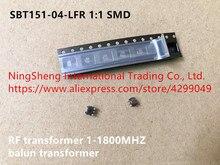 Nuovo originale di 100% SBT151-04-LFR 1:1 patch RF trasformatore 1-1800 MHZ balun trasformatore