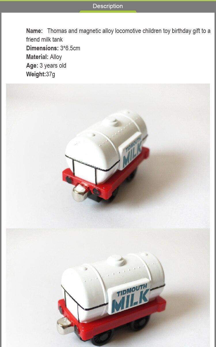 D930 Diecast metal magnético Thomas y amigos el tanque Motores tomar ...