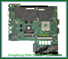 Sell Original G55VW Main board for Asus G55VW laptop motherboard REV 2.3 GTX660M/2GB 4 ram slot Tested working