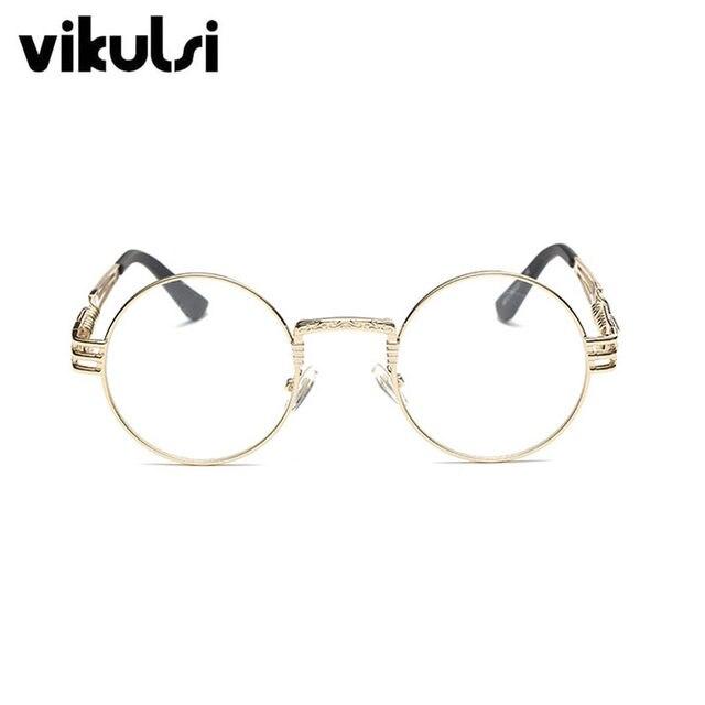 Tienda Online 2017 Retro Gafas Anteojos Marcos de Los Vidrios Para ...