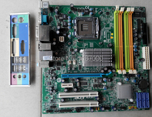 Motherboard for MG43M MS-7607 DDR3 775 well tested working
