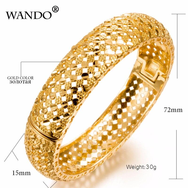 WANDO-de-lujo-et-ope-abierto-brazaletes-para-las-mujeres-24-k-oro-Color-Dubai-pulsera (2)