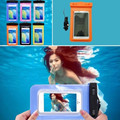 Underwater Pouch Waterproof Bag Dry Case Cover For iPhone 6 Touchscreen Universal Waterproof Bag Cases 100% Sealed PVC Diving