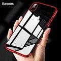 Baseus покрытие чехол для iPhone XR Xs Max Capinhas Прозрачный Жесткий ПК Защитный чехол для iPhoneXR XS Max Capa Coque Fundas - фото