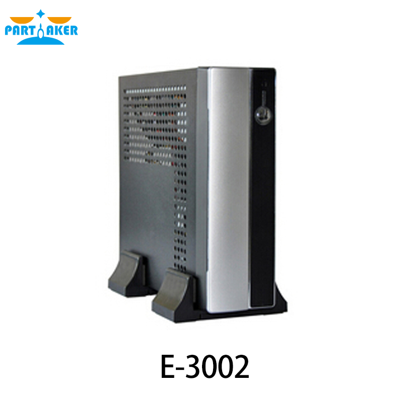 HTPC Chassis Mini Case Small Case ITX Case E-3002 aluminum mini itx chassis with a laptop optical drive usb3 0 ultra small chassis htpc chassis