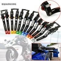Motorcycle Motorbike Accessories Adjustable Folding Extendable Brake Clutch Levers CNC Aluminum For Honda Hornet 250 2001