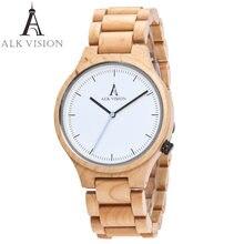 Alk vision Часы для влюбленных пар Мужские часы лучший бренд