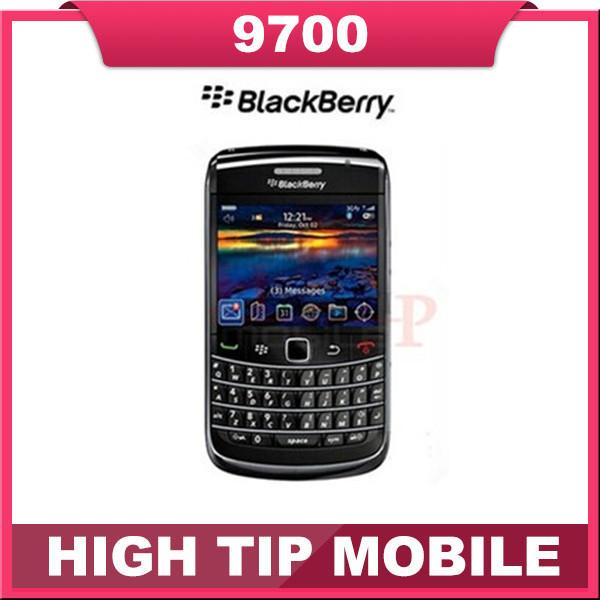 9700 válido pin blackberry bold 9700 teléfono móvil original Reformado Desbloqueado Blackberry Cámara 3.15 3G garantía de Un año