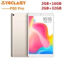 Teclast P80 Pro Tablet PC 8,0 »Android 7,0 MTK8163 4 ядра 1,3 ГГц 2 ГБ Оперативная память 16 ГБ/32 ГБ eMMC Встроенная память двойной камеры двойной Wi-Fi HDMI