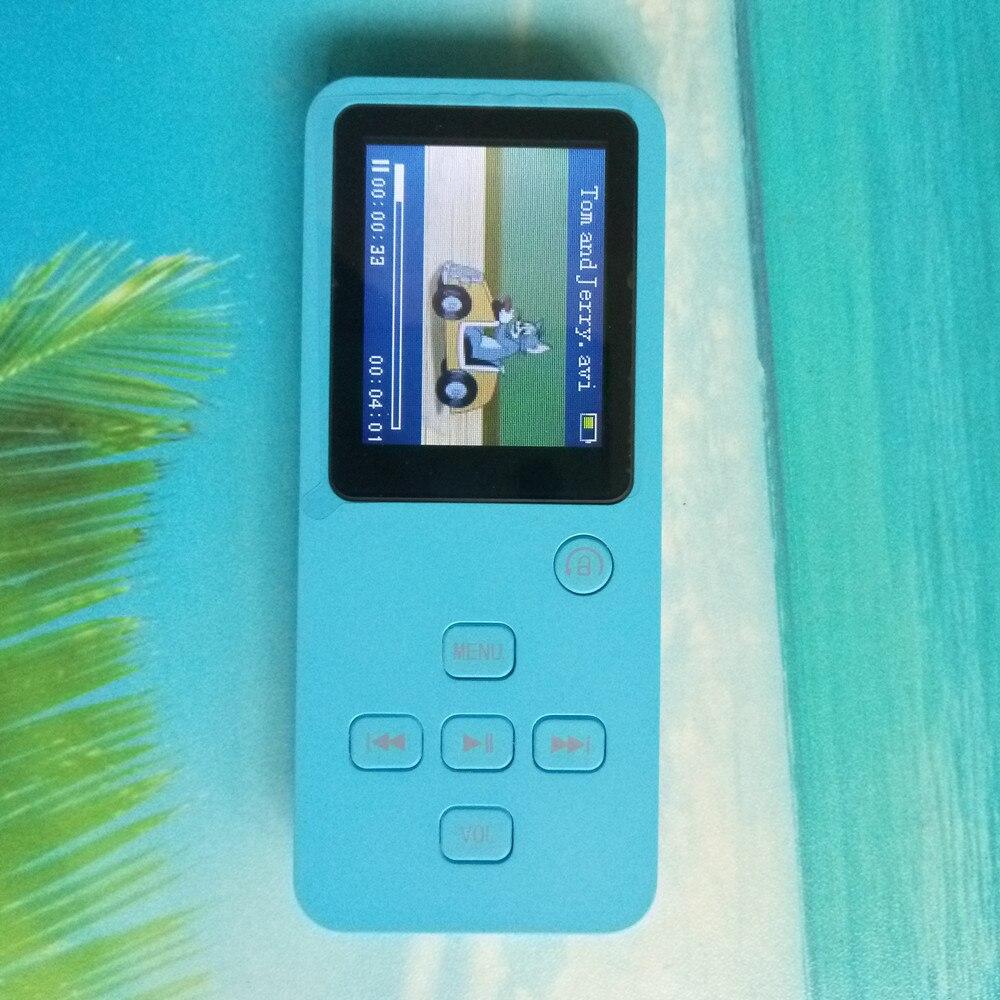 Hifi Mp3 lecteur de musique 32 GB haute qualité sans fil Bluetooth non destructif Support étendu TF carte FM baladeur Mp3 lecteur