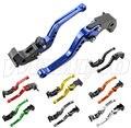 DIY Colors Motorcycle Adjustable Short Brake Clutch Levers For 2000-2001 Honda CBR929RR CBR900RR CBR 929 RR