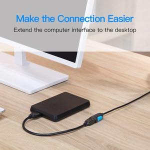 Image 5 - Mukavele USB uzatma kablosu USB 3.0 kablo USB genişletici kamera PC PS4 Xbox akıllı TV USB3.0 2.0 şarj veri kablosu uzatma
