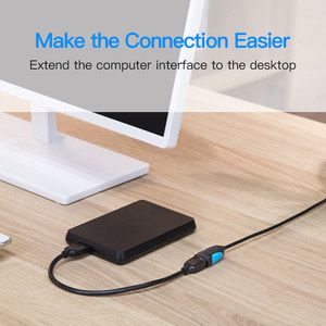 Image 5 - Vention USB Extension Cable USB 3.0 Cable USB Extender for Camera PC PS4 Xbox Smart TV USB3.0 2.0 Charger Data Cable Extension