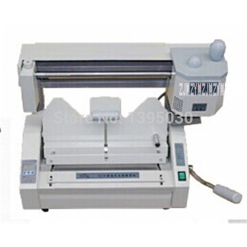 1 Pc Perfekte Binder, Kleber Buch Bindung Maschine Dc-30 Elektrische Kamm Bindung Maschine