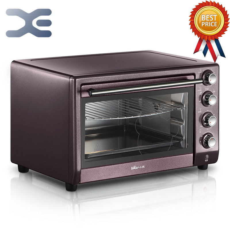 все цены на Home Appliances High Quality Mini Oven Convection Pizza Oven Smokehouse Electric Oven 30L
