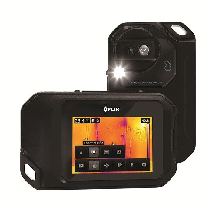 Freeshipping FLIR C2 C3 Wi Fi All New Original Infrared Thermal Imager IR Camera Heat Sensor