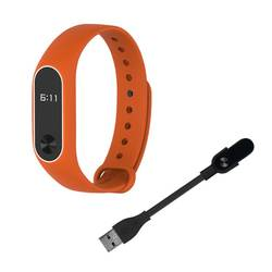Зарядное устройство кабель для Xiaomi mi Band 2 mi band 2 Смарт-браслет зарядное устройство-браслет для Xiao mi Band 2 зарядный кабель USB провода зарядное
