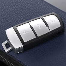 3 Buttons Smart Remote Key Fob Case Fit For Passat CC Auto Replacement Shell Car Covers 2005-2010
