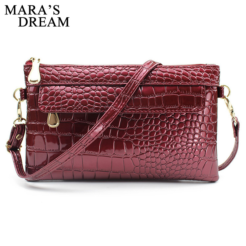 все цены на Mara's Dream Fashion Women Envelope Bag Small Ladies PU Leather Crossbody Bag Shoulder Bag Messenger bag Clutch Handbag Purses