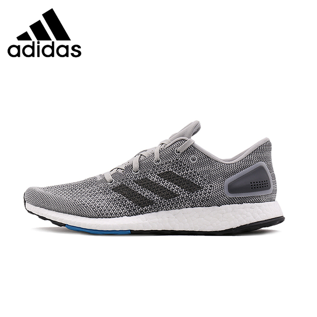 innovative design d70e8 1db8a ADIDAS Pure Boost DPR Unisex Running Shoes Mesh Breathable Stability  Support Sports Sneakers For Men And Women Shoes S82010