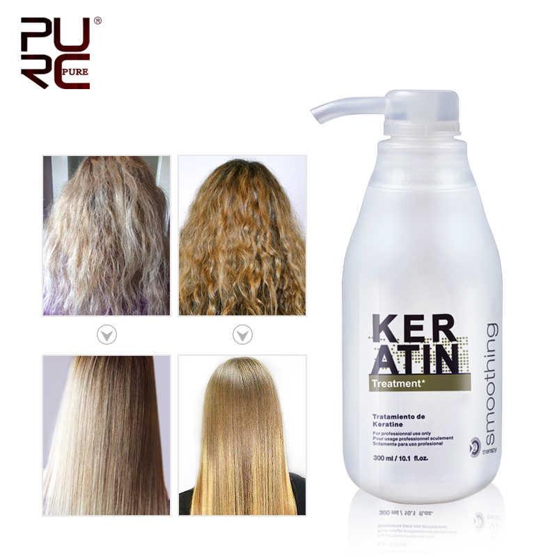 Yeni 5% keratin doğrultma saç ürünü brezilyalı sıcak satış keratin Keratin saç bakımı için Ücretsiz kargo 300 ml 3.28 satış
