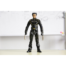 Marvel Shield X-Men America Anime Wolverine Logan Scale Large Size Action Figure Toys 29cm Collectible Figurine Model 0589