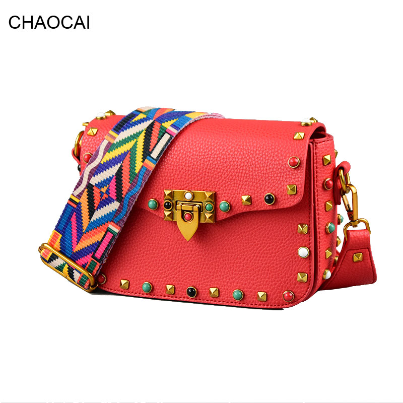 fashion women shoulder bag pu leather clutch mini rivet design female casual crossbody bags small female brand design women bag fashion rivet messenger bags solid pu leather clutch bag vintage crossbody bag punk women handbag