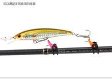 10pcs/Lot Multi Color HooK Keeper Plastic hook Holder fix spinning bait hooks on the fishing rod pole carp fishing accessories