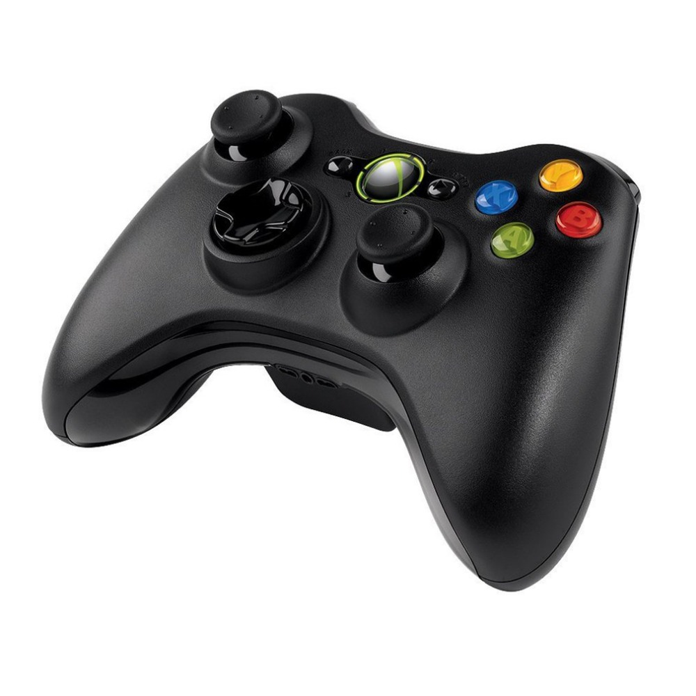 Built-in Dual Motors Wireless Controller Comfortable Game Pad Gamepad Gaming JoyStick For Microsoft Xbox 360 Plug & Play