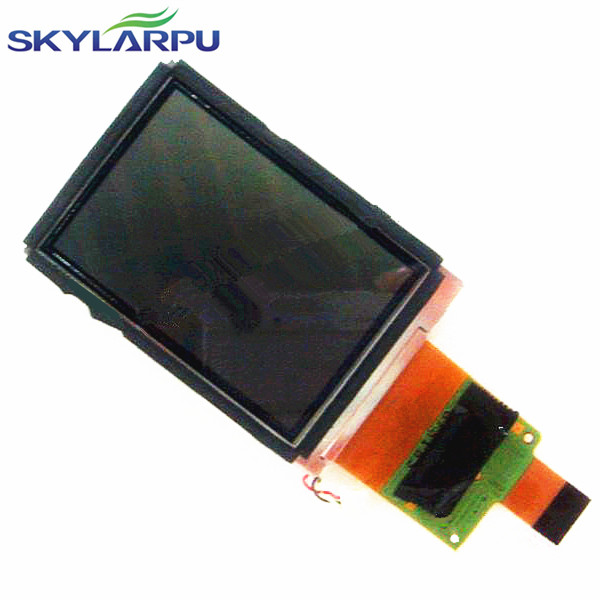 skylarpu 2.6 inch LCD Screen for GARMIN GPSMAP 60CSX GPS navigation LCD display Screen panel Replacement Parts (without touch) skylarpu 2 2 inch lcd screen module replacement for lq022b8ud05 lq022b8ud04 for garmin gps without touch