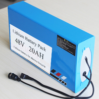 48v electric bicycle battery 15ah for 1000w motor power 54.6v lithium ion battery pack