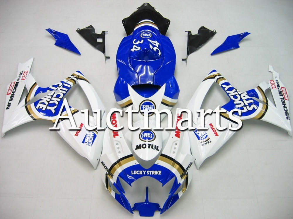 Fit for Suzuki GSX-R 750 2006 2007 ABS Plastic motorcycle Fairing Kit Bodywork GSXR750 06 07 GSXR 750 GSX R750 CB28