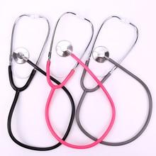 1 قطعة السماعة الطبية المعونة جانب واحد EMT السماعة السريرية المحمولة الطبية التسمع السماعة الطبية المعدات الطبية