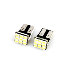 car styling10pcs DC 12v  white T10 W5W 194 168 9smd 1206 3020 9 SMD Car LED Auto Marker Bulbs Interior Lamps Clearance Lighting