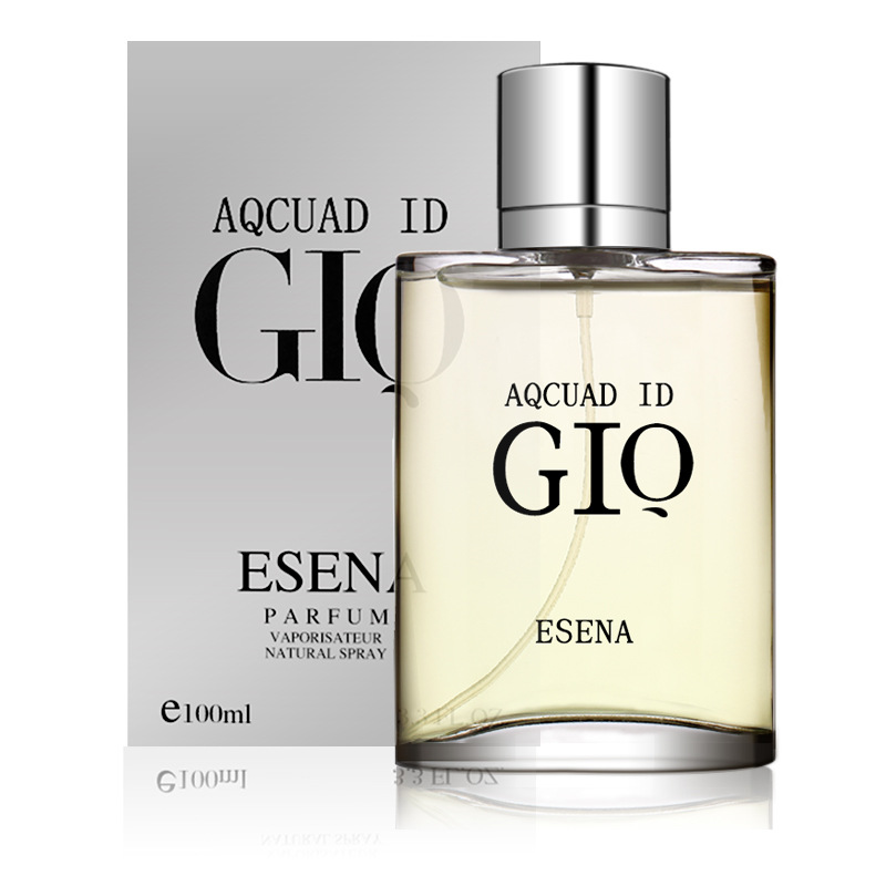 4 Types Men's 100ml Body Spray Glass Bottle Perfume Men Parfum Lasting Fragrances Original Liquid Antiperspirant MP64