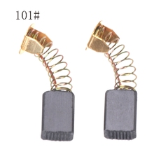 2Pcs/set Electric Drill Carbon Brush Spare Part For BOSCH MAKITA ElectricTool For Sale цены онлайн