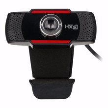 USB HD Gaming Webcam 480P With Microphone mic 12M pixels Pro Web Camera for Laptops Computer Camera Conference webcam hd 480p pc camera with absorption microphone mic for skype for android tv rotatable computer camera usb web cam