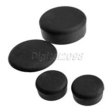 hot deal buy 4pcs motorcycle parts black frame plugs for yamaha fz1 fz 1 2006 2007 motor accessories replaceable parts
