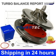 KKK Turbolader core cartridge BV39 54399700057 9640355080 CHRA turbo for Peugeot 307 2.0 HDi 109 HP Engine: DW10ATED FAP