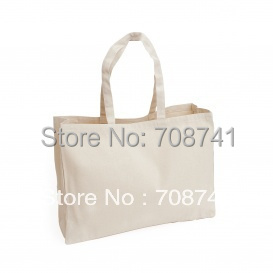 Online Get Cheap Natural Canvas Tote Bags -Aliexpress.com ...